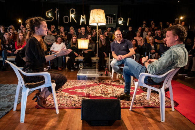 De Salon: waan of werkelijkheid? (Tilburg)