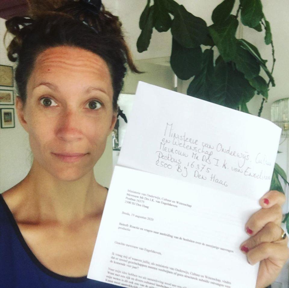 Brief aan de overheid