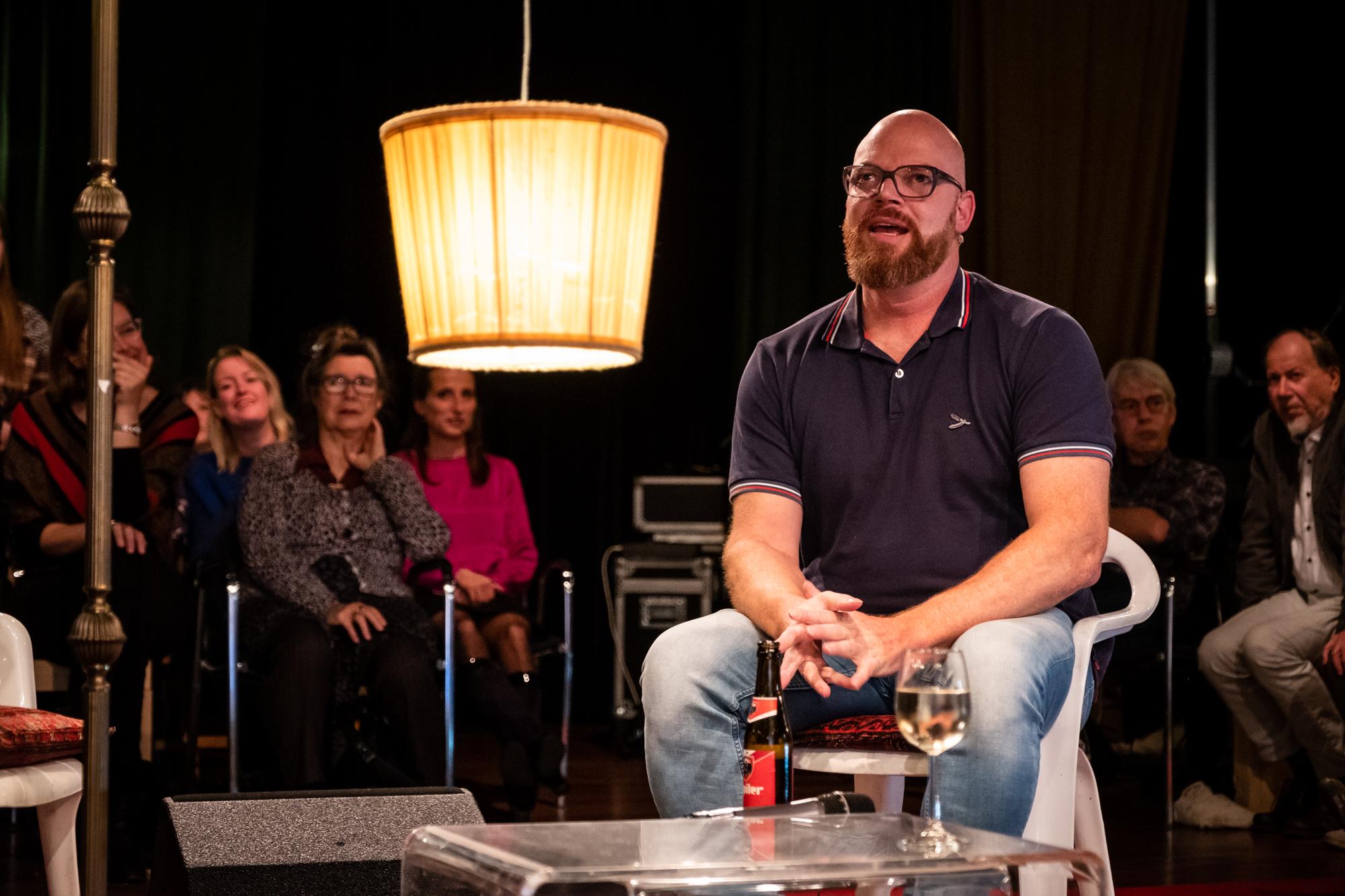 Verslag Salon Tilburg: kwetsbaarheid tonen