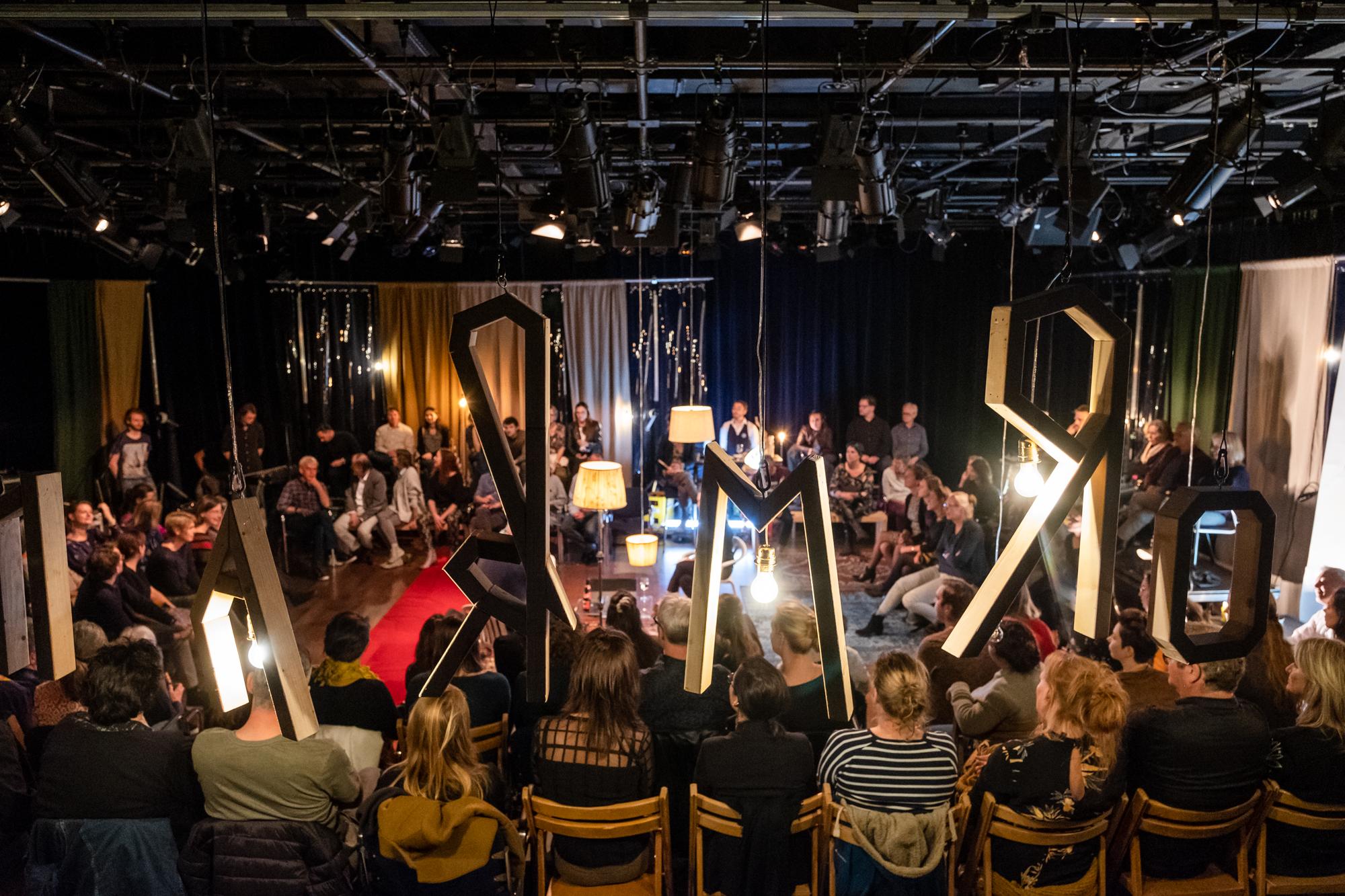 Salon: waan of werkelijkheid? (Eindhoven)