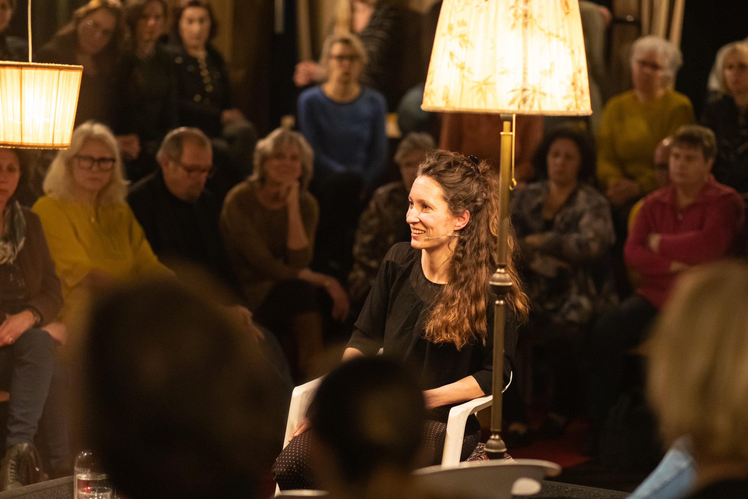 Verslag De Salon Roosendaal: contact maken