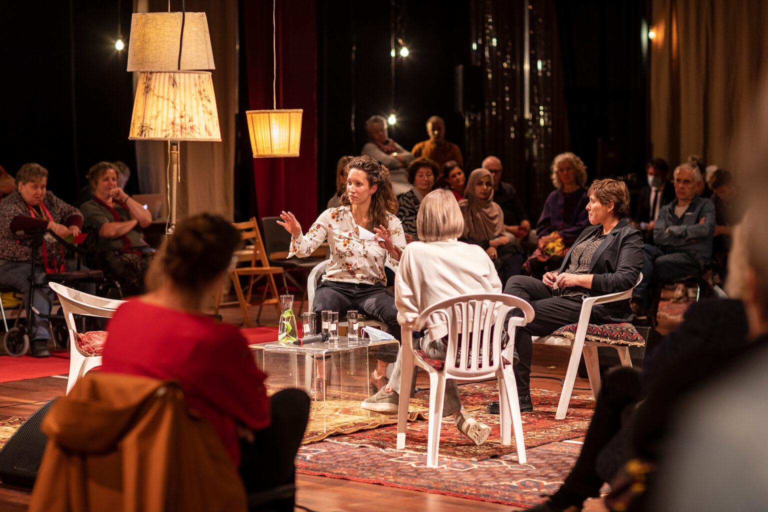 Stormkamer Parktheater Eindhoven LR41